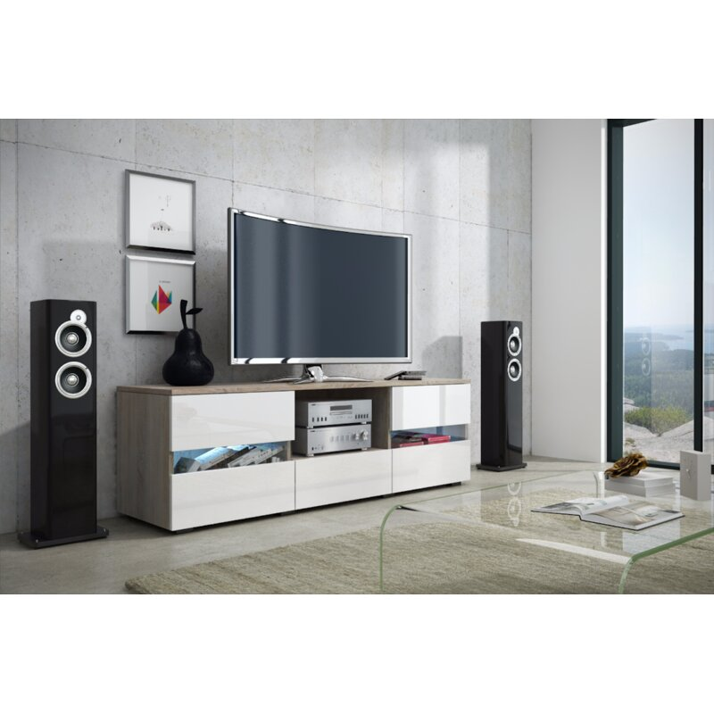 Selsey Living Decor Tv Stand For Tvs Up To 55 Wayfair Co Uk
