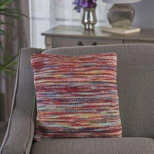 Church Street Wool Throw Pillow