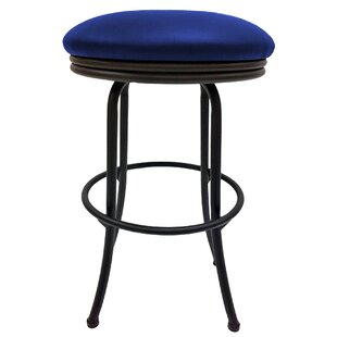 Podington 26 Swivel Bar Stool Winston Porter