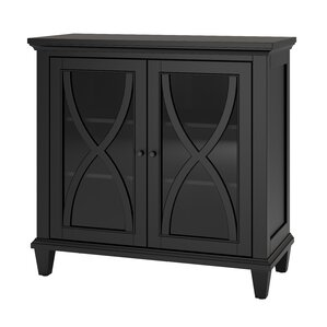 Black Cabinets & Chests You'll Love | Wayfair