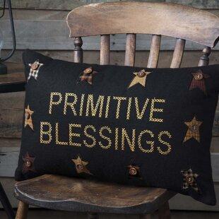 LaPoint Primitive Blessings Lumbar Pillow