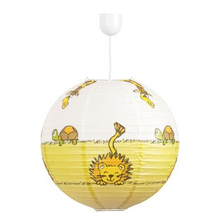 Leon 40cm Paper Lamp Shade (Set of 2) by Rabalux