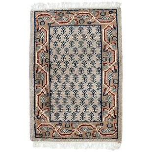 Rossett Handwoven Wool Grey Indoor/Outdoor Rug By Bloomsbury Market