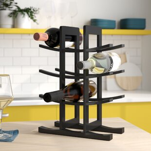 Bouley 12 Bottle Tabletop Wine Rack