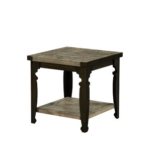 Kensal End Table by Gracie Oaks