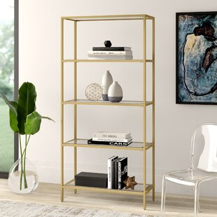 Dahill Etagere Bookcase by Mercury Row