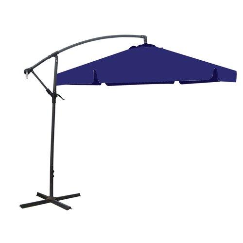 Max 3m Cantilever Parasol Kampen Living Colour Blue