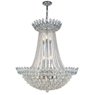Rosdorf Park Colusa 17-Light Empire Chandelier