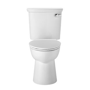 American Standard VorMax 1.0 GPF Elongated Two-Piece Toilet