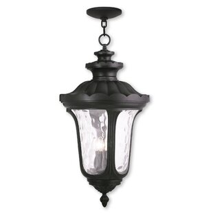 Check Prices Gurnee 4-Light Outdoor Hanging Lantern By Three Posts
