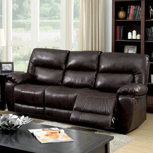 Reviews Boone Reclining Sofa by Hokku Designs Reviews (2019) & Buyer's Guide