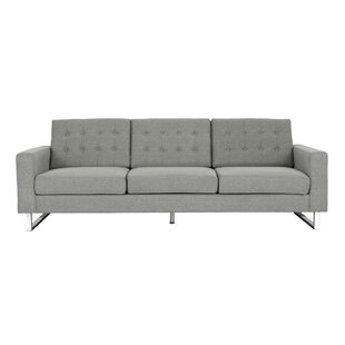 Zander Tufted Sofa by Orren Ellis