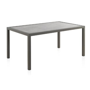 Herne Metal Dining Table By Wade Logan
