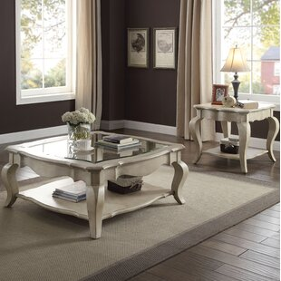 Affordable Price Donatella 2 Piece Coffee Table Set By One Allium Way