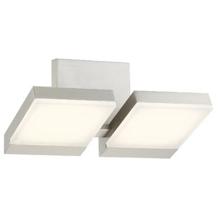 Orren Ellis Premo 2-Light Vanity Light