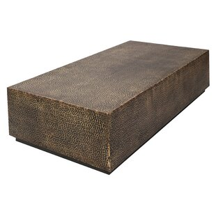 Ingot Forge Coffee Table