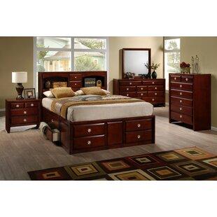 Lenita 10 Drawer Dresser