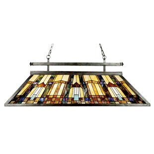 St. Charles Pool Table Light by Loon Peak