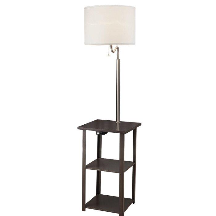 Frinton 58 Swing Arm Floor Lamp