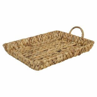 Tulare Serving Tray By Bay Isle Home
