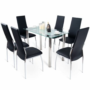 Oakengates Upholstered Dining Chair (Set of 6)