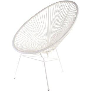 Bradley Acapulco Patio Dining Chair by Ivy Bronx