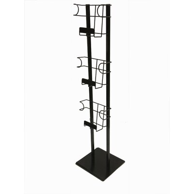 Free Standing Magazine Rack Buddy Products