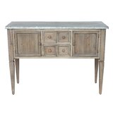 Lizz Truck Ship Wood 2 Door Accent Chest by Gracie Oaks