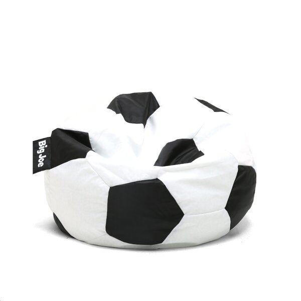 Brilliant Soccer Ball Bean Bag Chair Wayfair Ca Pabps2019 Chair Design Images Pabps2019Com