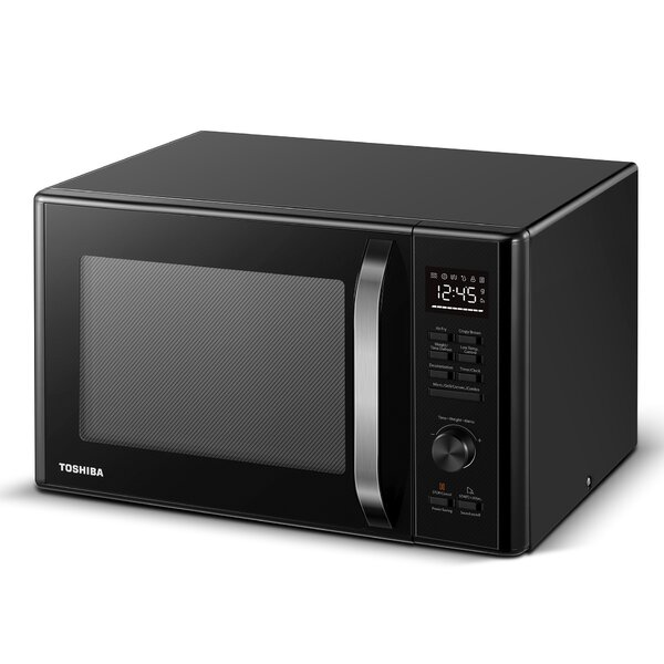 Toshiba 6 In 1 Multifunctional 20 1 Cu Ft Countertop Convection Microwave Reviews Wayfair Ca