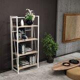 Dainera 49.8 H x 23.62 W Etagere Bookcase by Latitude Run®