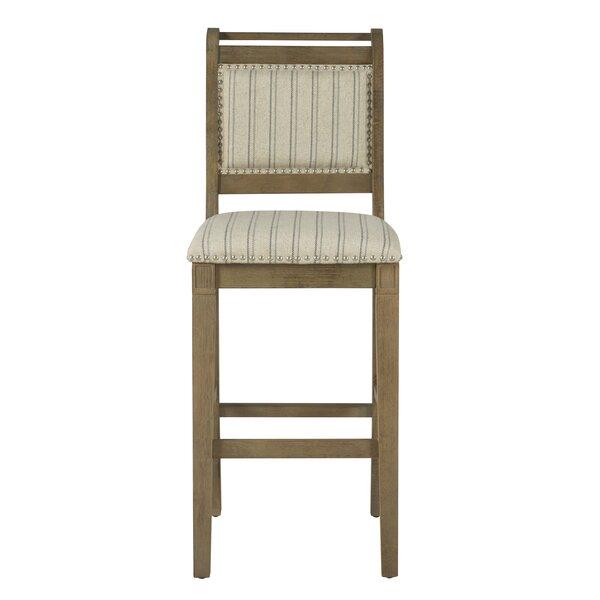 Superb Madrid Nail Head Counter Stool Wayfair Uwap Interior Chair Design Uwaporg