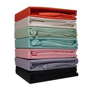 Latitude Run Port Augusta 300 Thread Count 100% Cotton Sheet Set