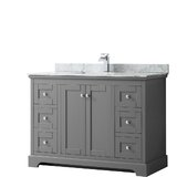 Avery 48 Single Bathroom Vanity Set by Wyndham Collection