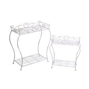 Coso 2 Pieces Plant Stand Set By August Grove