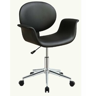 Komarek Pneumatic Lift Task Chair by Orren Ellis Purchase