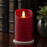 iFlicker Unscented Flameless Candle