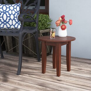 Dowling Wood Side Table
