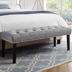 Upholstered Benches Free Shipping Over 35 Wayfair