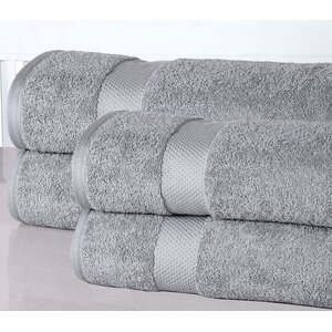 Oversized Luxurious Bath Sheet (Set of 4)
