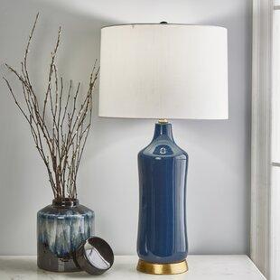 Cali Ceramic 30 Table Lamp