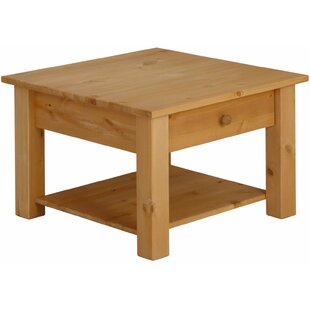 Alaine Coffee Table With Storage By Brambly Cottage