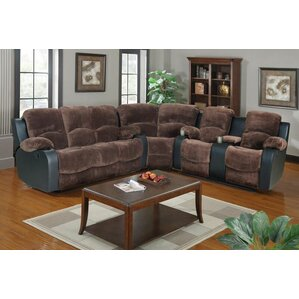 Beverly Fine Furniture Sage Reclining Sectional Image
