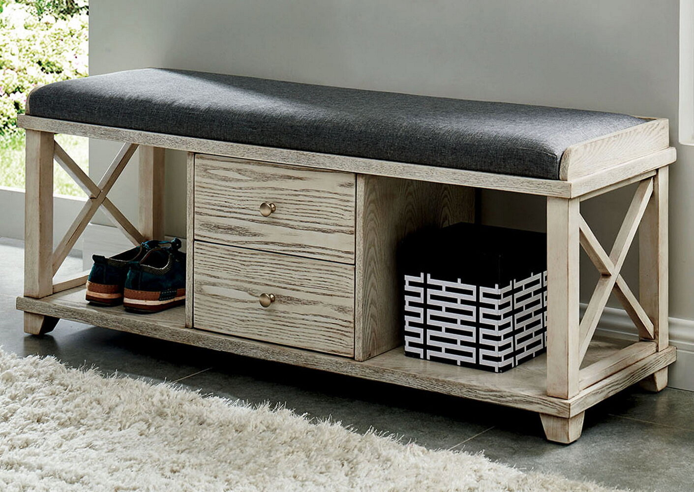 Drawer Equipped Gracie Oaks Storage Benches You Ll Love In 2021 Wayfair