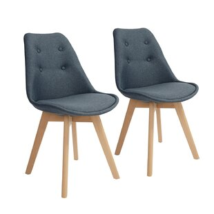 Frisbie Upholstered Dining Chair (Set of ..