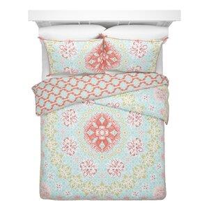 Caulder Cotton Reversible Comforter Set