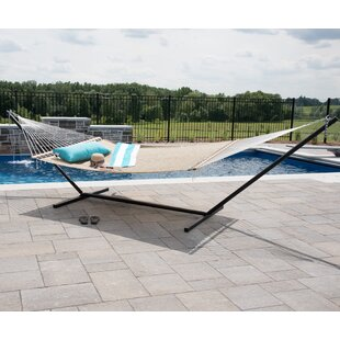 Vivere Hammocks Poolside Two Person PVC-coated polyester Camping Hammock