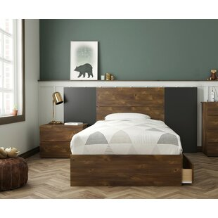 Grantham Platform 4 Piece Bedroom Set