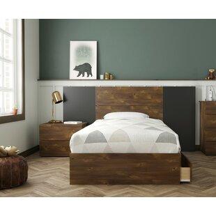 Grantham Platform 4 Piece Bedroom Set