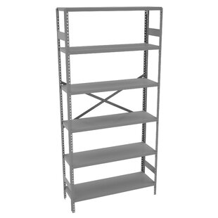 6 Shelf Steel Commercial 75